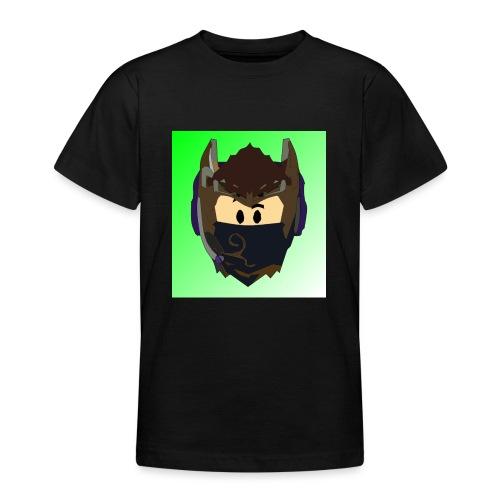AN1MAYTRZ logo - Teenage T-Shirt
