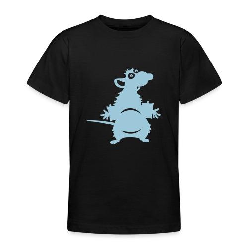Wasserratte - Teenager T-Shirt