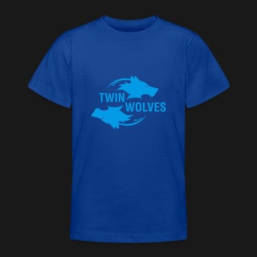 Twin Wolves Studio - Maglietta per ragazzi