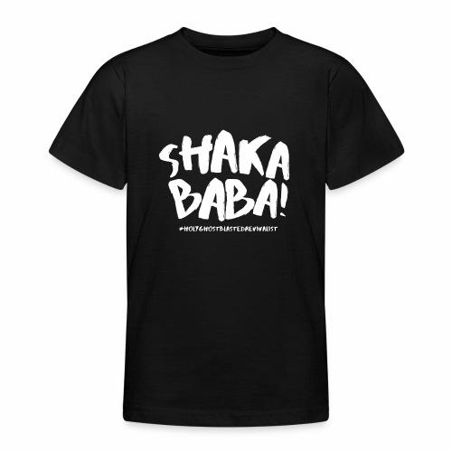 shaka - Nuorten t-paita