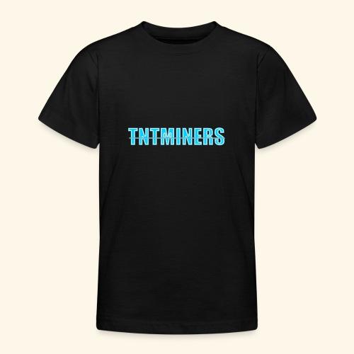 tntminers annan faerg 4 - T-shirt tonåring