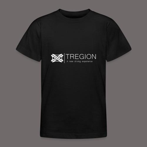 Tregion Logo wide - Teenage T-Shirt