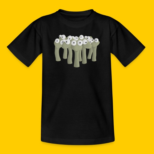 Worm gathering - T-shirt tonåring
