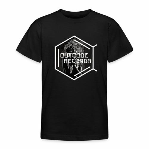 Outcode Records Art - Camiseta adolescente