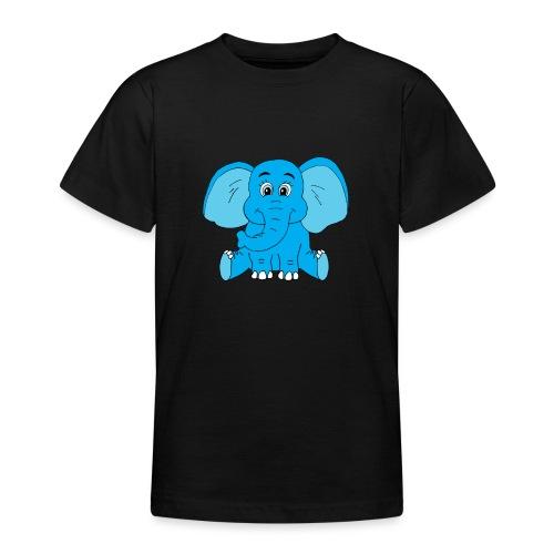 Baby Elefant - Teenager T-Shirt