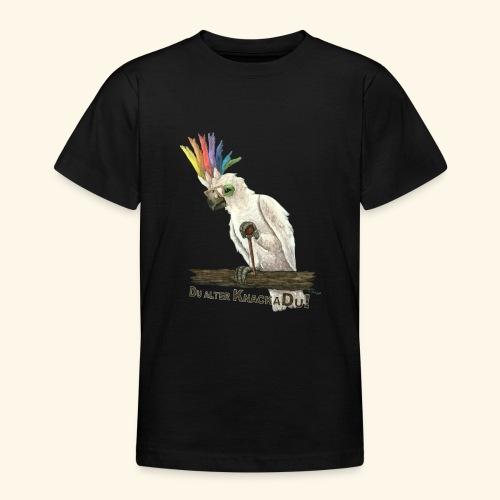 Armer, alter Knackadu! - Teenager T-Shirt