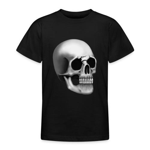 Skull - T-shirt tonåring