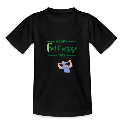 fathers day - Teenager-T-shirt