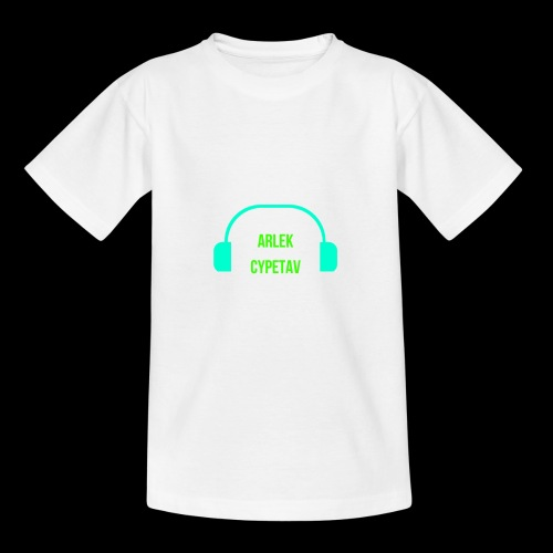 ARLEK CYPETAV - T-shirt Ado