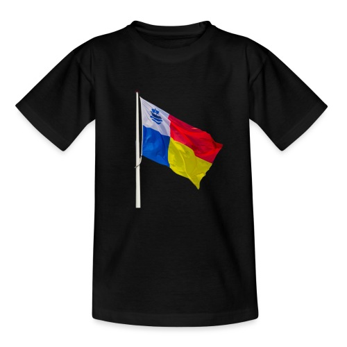 Almere Vlag Only - Teenager T-shirt