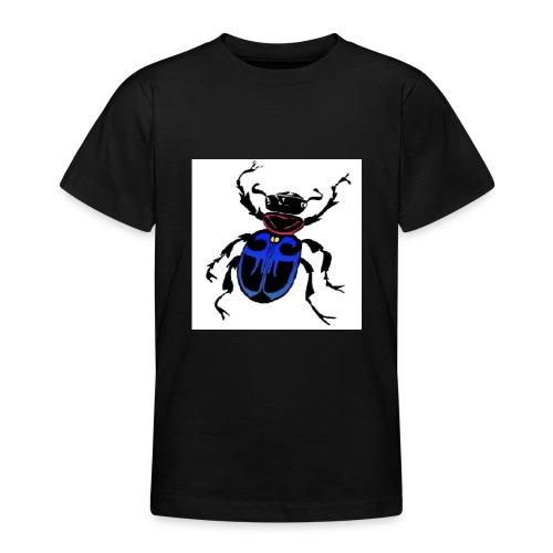 skalbagge - T-shirt tonåring