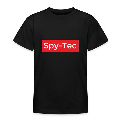 Spy-Tec Suprem e Inspired Logo - T-shirt tonåring
