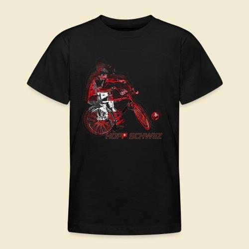 Radball | Hopp Schwiiz - Teenager T-Shirt