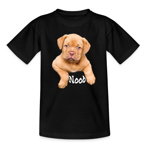 Mops Noob Hunde Spruch - Teenager T-Shirt
