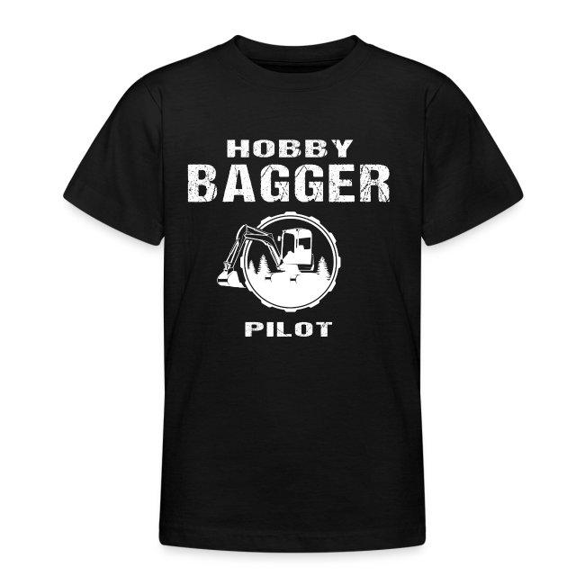 Hobby Bagger Pilot Bagger Baustelle Baumaschine