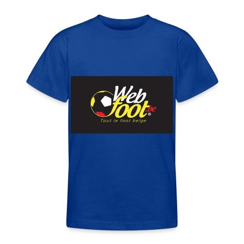 webfoot.be - T-shirt Ado