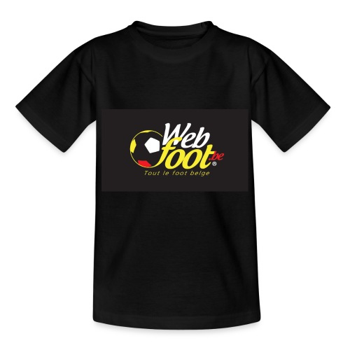 webfoot.be - T-shirt Ado