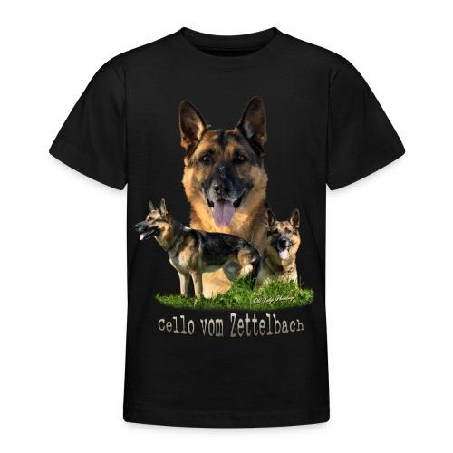 Carmen M. Pullover2 - Teenager T-Shirt