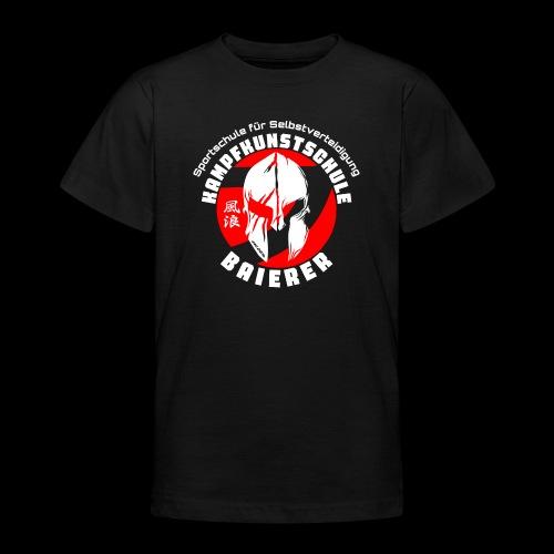 Kampfkunstschule Baierer Kollektion 2021 - Teenager T-Shirt