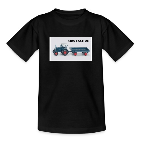 SikuFactionCap - Teenager T-Shirt