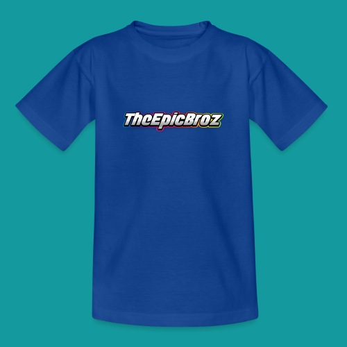 TheEpicBroz - Teenager T-shirt