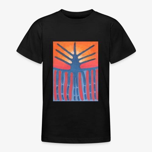 drzewo prehistoryczne 1 - Koszulka młodzieżowa