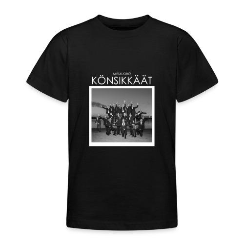 Könsikkäät - joulu saarella - Nuorten t-paita