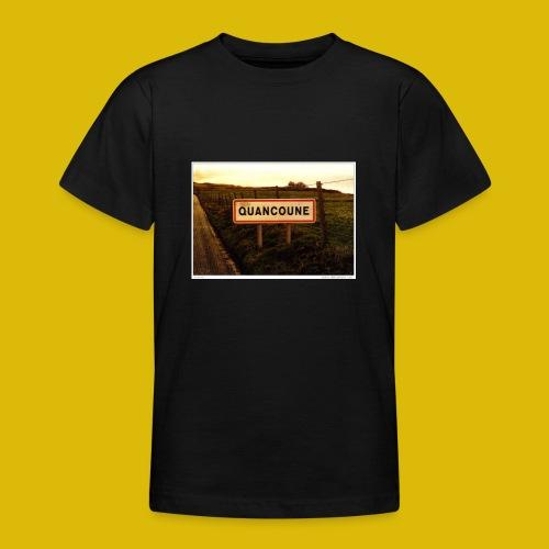 Lieux insolites - T-shirt Ado