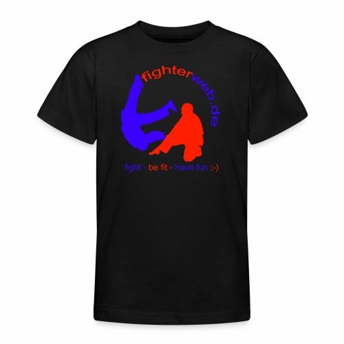 SVF LU Abteilung Ju-Jutsu - Teenager T-Shirt