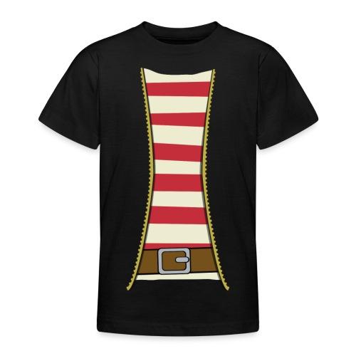 Pirate costume - Teenage T-Shirt