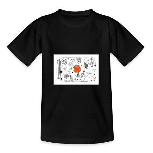 cosmos - Teenager T-Shirt