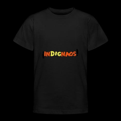 indignaos! - Teenager T-Shirt