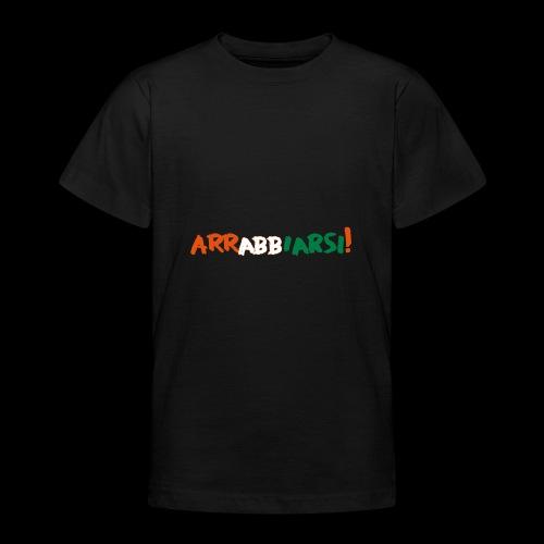 arrabbiarsi! - Teenager T-Shirt
