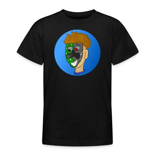 Sylle7 logo design - Teenager-T-shirt