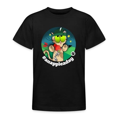 Astrokatze Schütze - Teenager T-Shirt