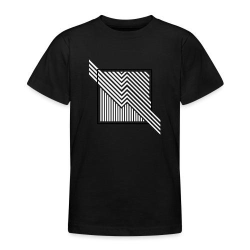 Lines in the dark - Teenage T-Shirt
