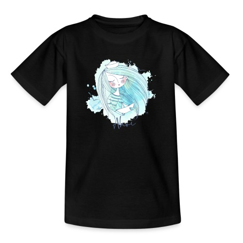 Meermädchen Ahoi - Teenager T-Shirt