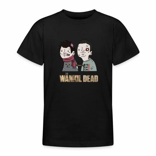 The Wankil Dead - T-shirt Ado