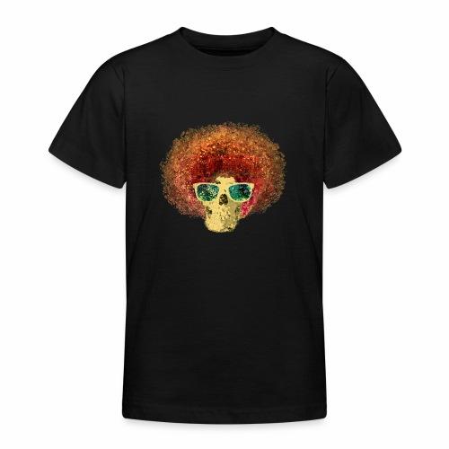 Freaky Skull Vintage - Teenager T-shirt