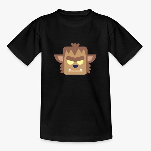 Mini Monsters - Werewolf - Teenager-T-shirt