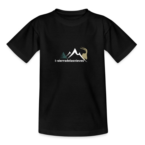 i-sierradelasnieves.com - Camiseta adolescente