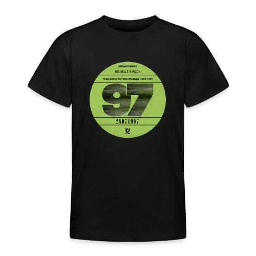 Vignette automobile 1997 - T-shirt Ado
