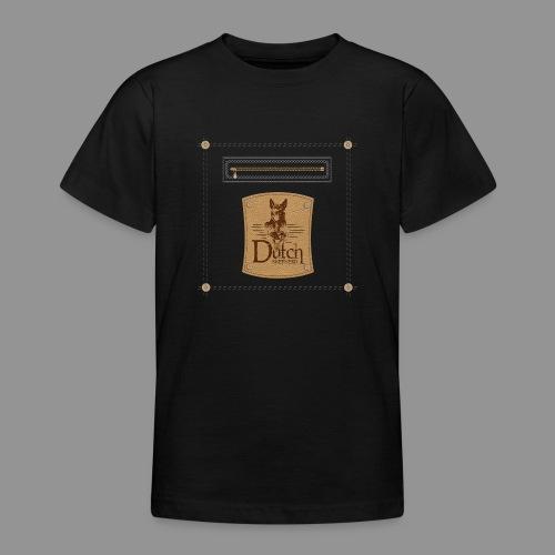 Dutch Shepherd Dog - Teenage T-Shirt