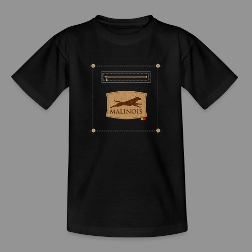 Belgian shepherd Malinois - Teenage T-Shirt