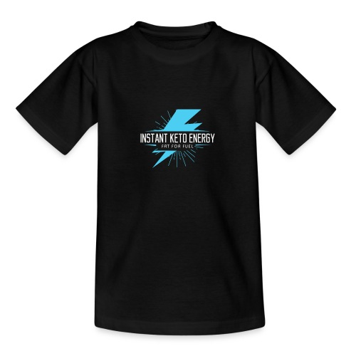 instantketoenergy - Teenager T-Shirt