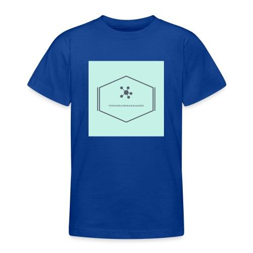 Ich bin nicht so dumm wie du aussiehst - Teenager T-Shirt