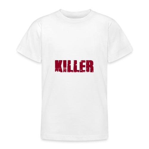 Serial Killer - Teenager T-Shirt
