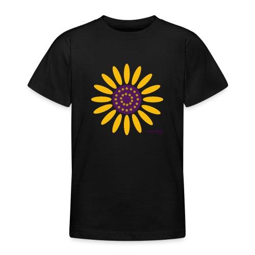 sunflower - Nuorten t-paita