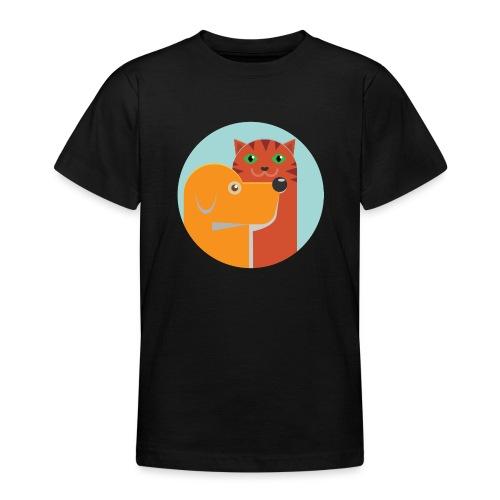 Tierfreund - Teenager T-Shirt