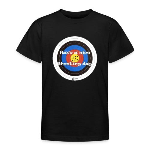 Shooting day - Teenager T-Shirt